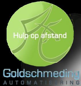 Goldschmeding Automatisering - Hulp op afstand