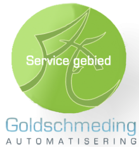 Goldschmeding-Automatisering - Service gebied