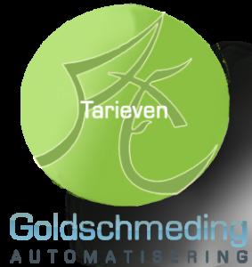 Goldschmeding-Automatisering - Tarieven