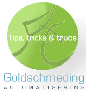 Goldschmeding-Automatisering-Tips-tricks-en-trucs