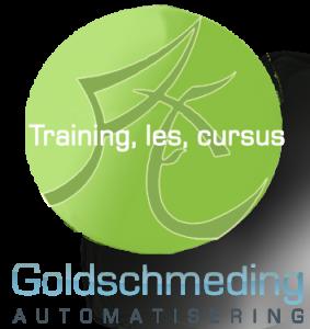 Goldschmeding-Automatisering-Training-les-en-cursus