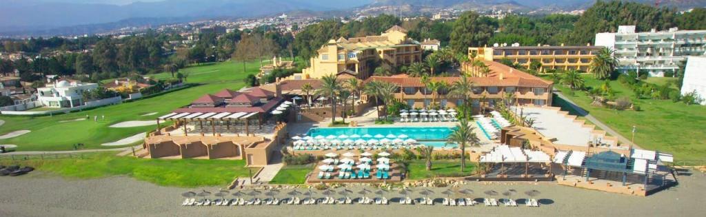 Guadalmina Golf hotel