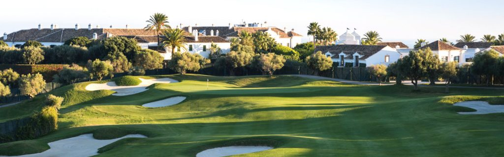 Fiinca Cortesin Golf Course