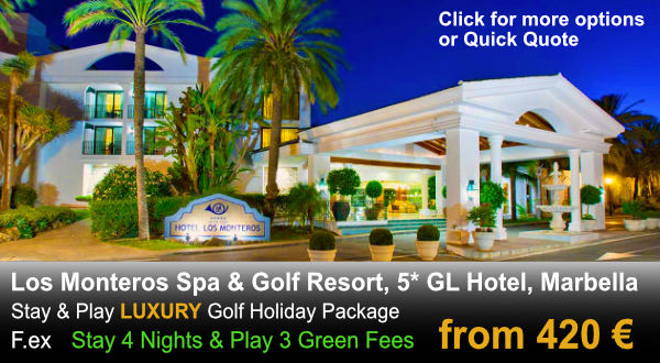 Los Monteros Luxury Golf Package