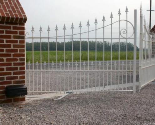 automatische poort