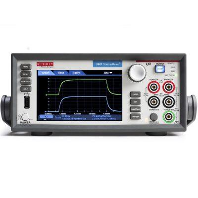 Keithley 2461-EC 100V, 10A, 1000W SourceMeter