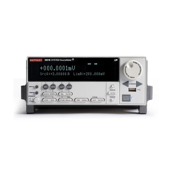 Keithley 2601B 40V, 10A, 200W SourceMeter