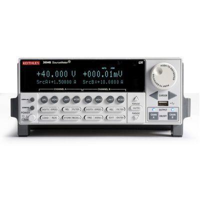 Keithley 2604B 40V, 10A, 200W SourceMeter