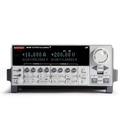 Keithley 2612B 200V, 10A, 200W SourceMeter
