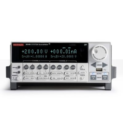 Keithley 2634B 200V, 10A, 200W SourceMeter