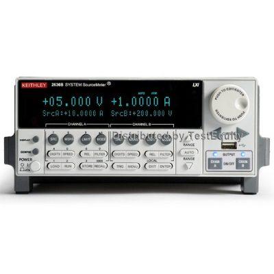 Keithley 2636B 200V, 10A, 200W SourceMeter