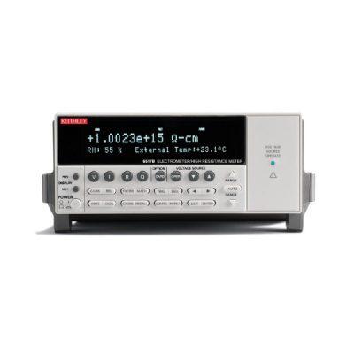 Tektronix 6517B Electrometer/High Resistance Meter