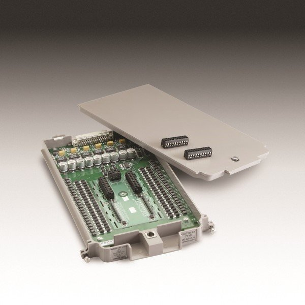 Keithley 7710 20 channel 60V solid state multiplexer
