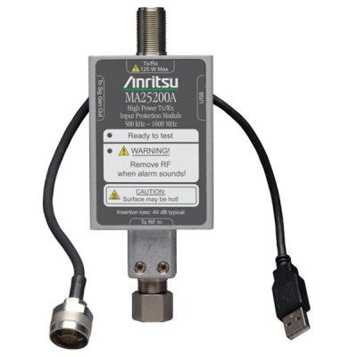 Anritsu MA25200A Input Protection Module
