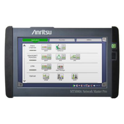 Anritsu MT1000A Network Master Pro