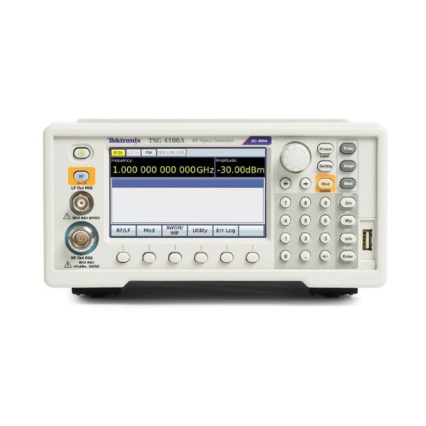 Tektronix TSG4104A 4 GHz Analog signal generator