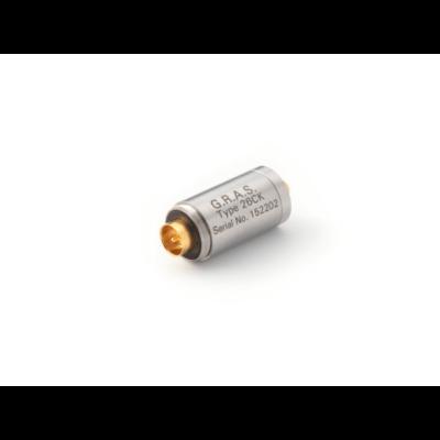 "GRAS 26CK 1/2"" CCP Standard Preamplifier with Microdot Connector, Very Short"