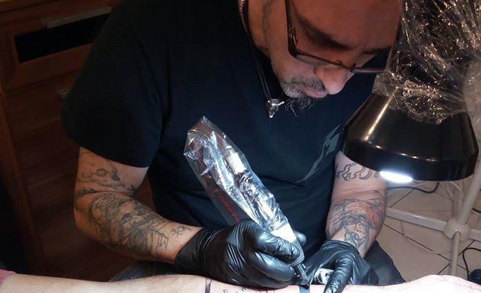 Tattoo Artist Ludwigsburg