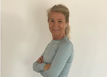 Camilla Ahlström på Goodfeeling