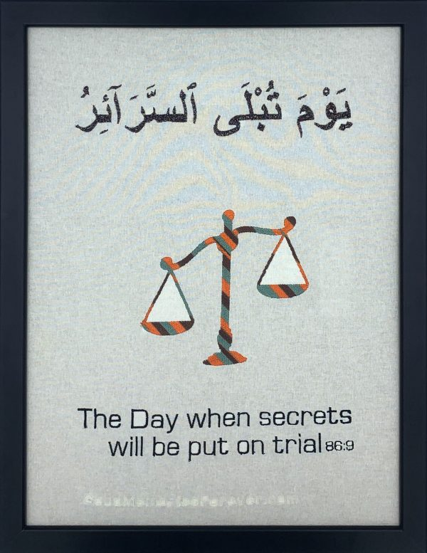 The Day when secrets will be put on trial