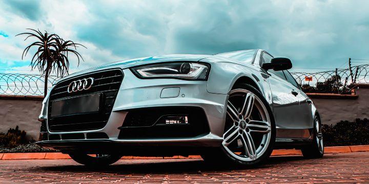 Audi i et varmt land
