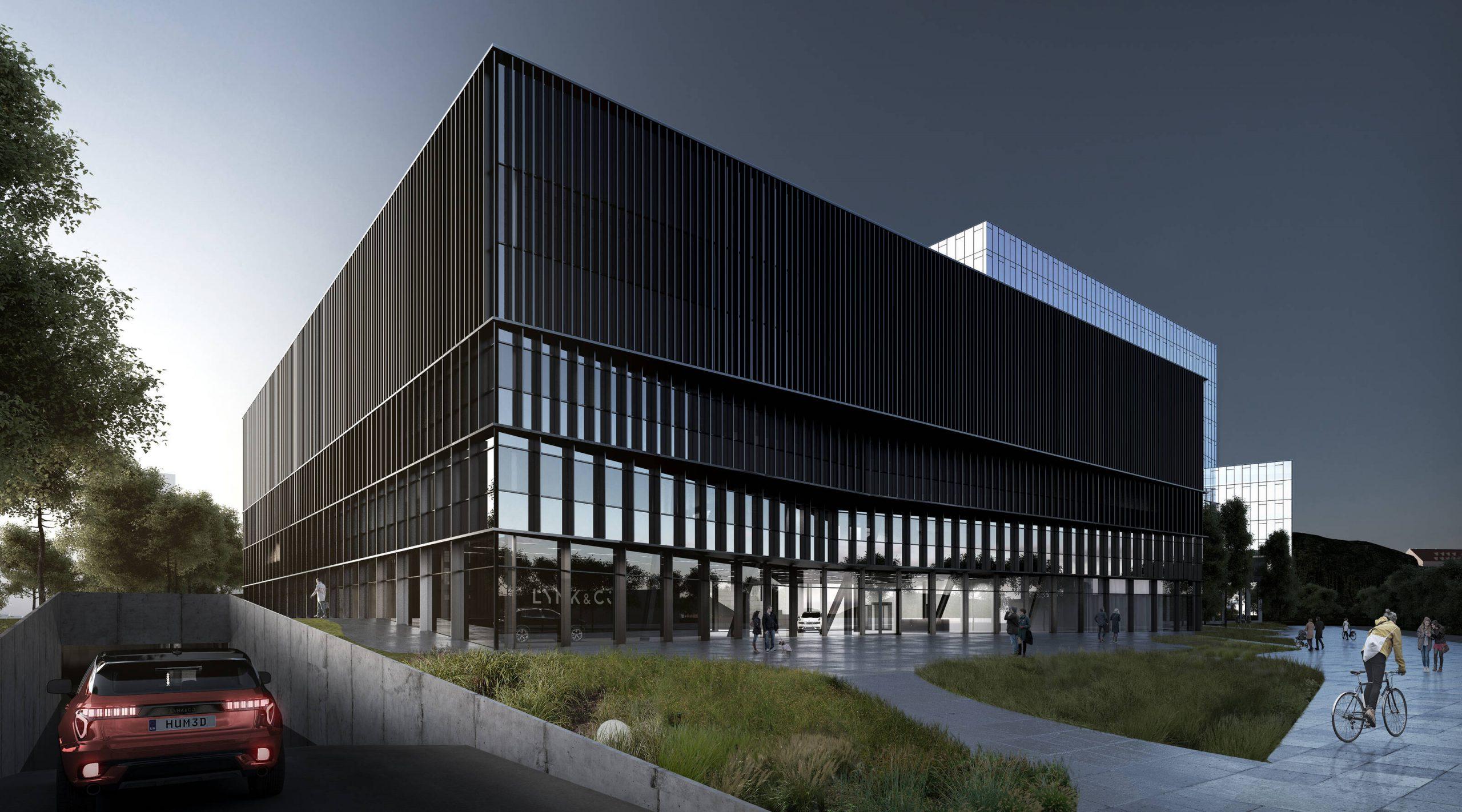 Geely Design Centre