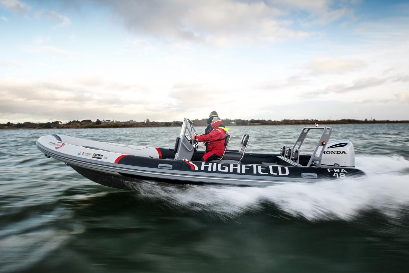 Highfiel Patrol 760