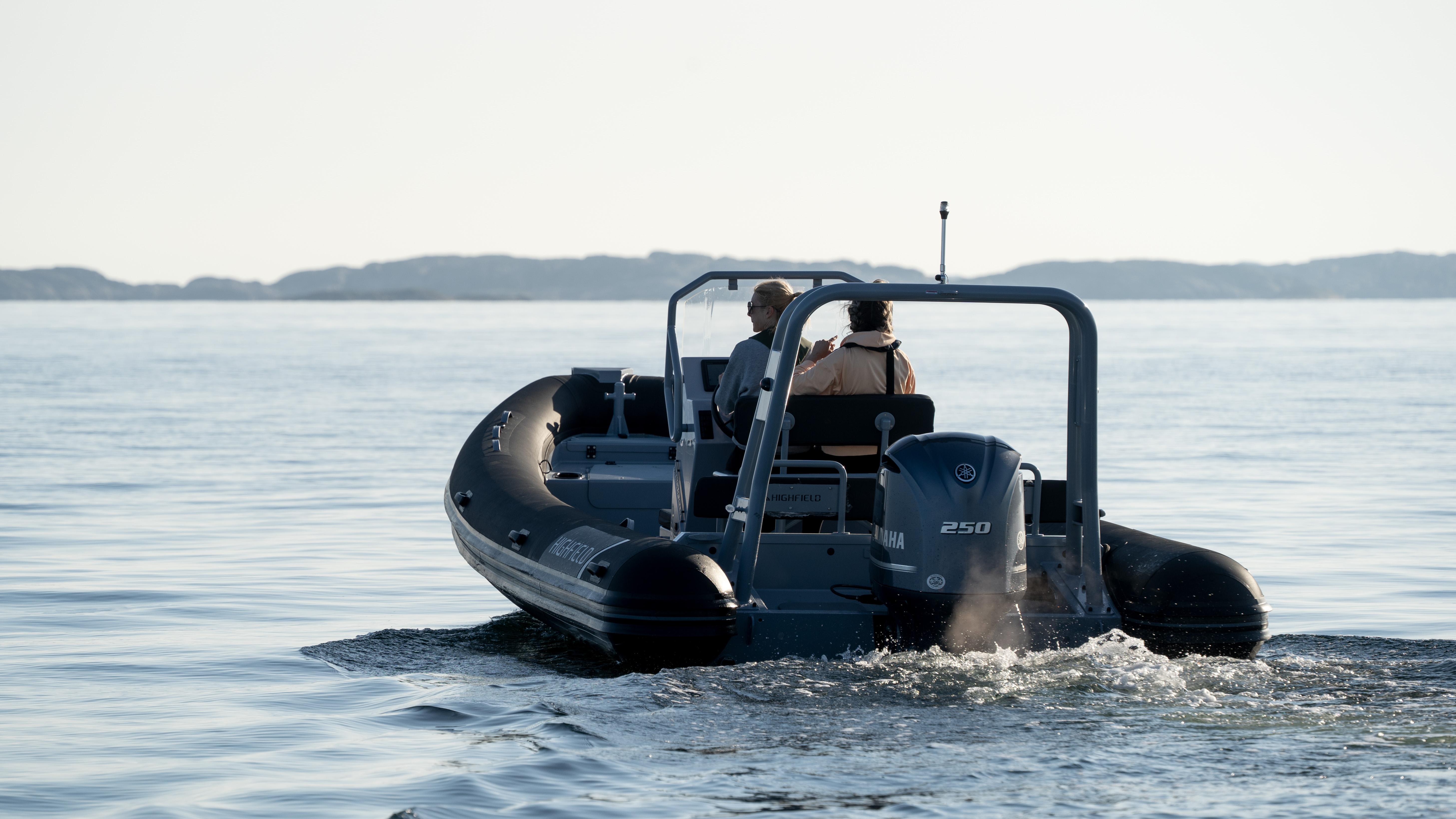 Highfield Patrol 760