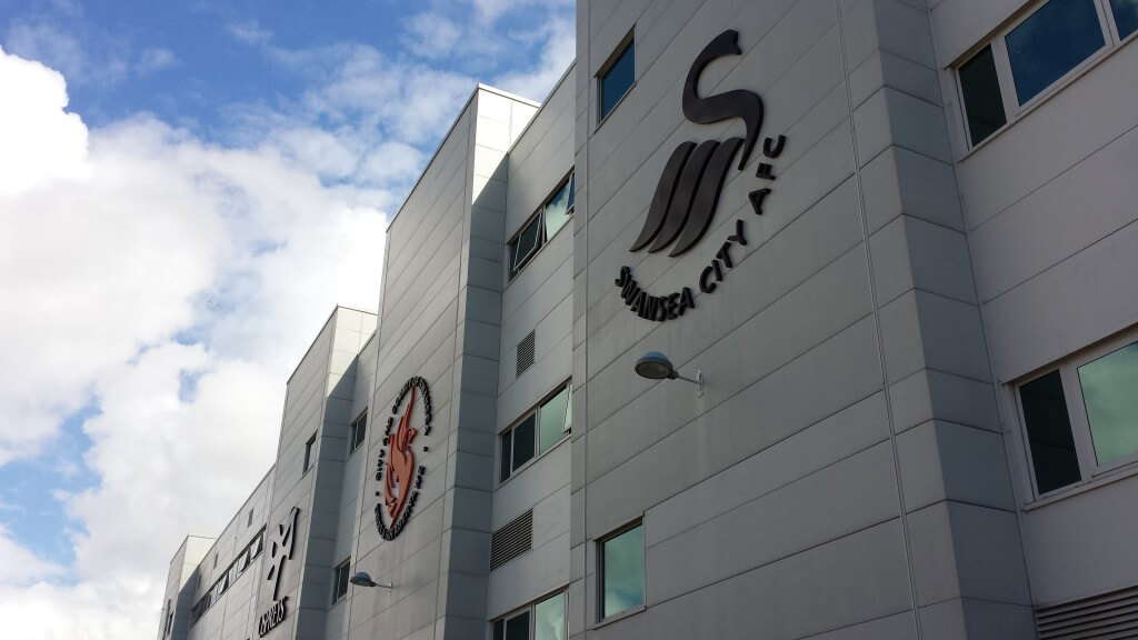 Picture of the Liberty Stadium, Swansea