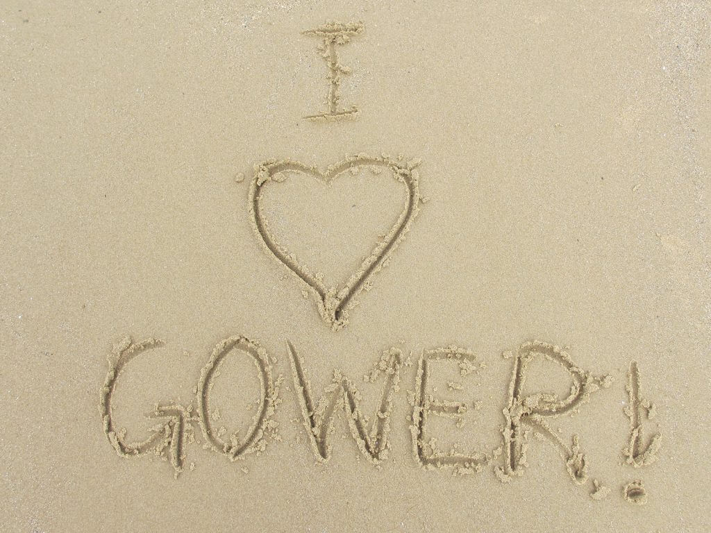 I love Gower
