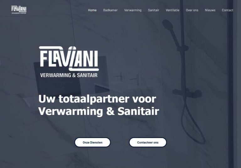 Gradatus Online Marketing te Tongeren Project Flaviani