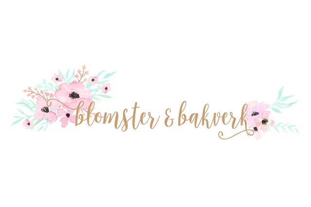 Flowers and Pastries