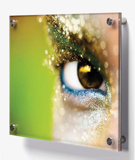 Plexiglass board - Printing directly on plexiglass