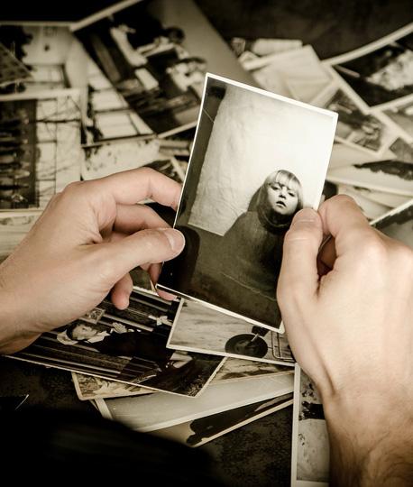 Scan your old memories