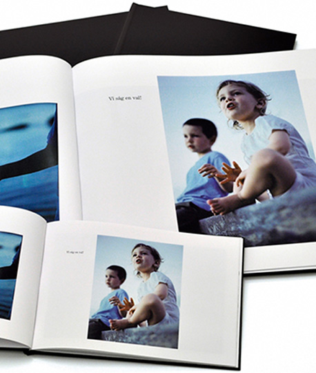 Make your personal photo book