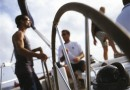 Sailing in Gran Canaria