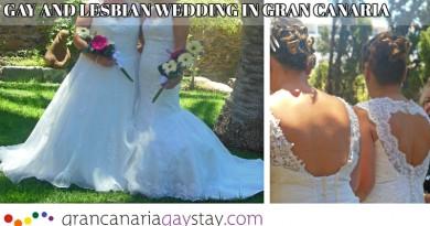 Gay and Lesbian Weddings in Gran Canaria
