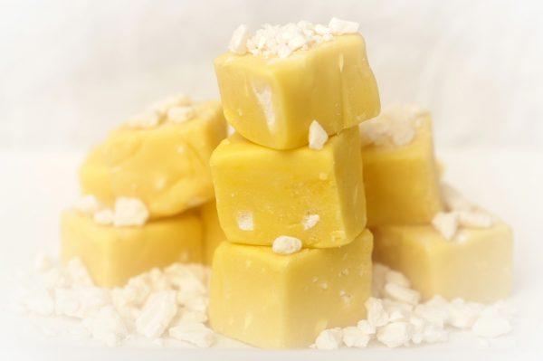 Lemon Meringue Fudge - Granny Shaws Fudge