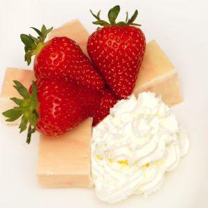 Strawberry and Cream Fudge - Granny Shaws Fudge