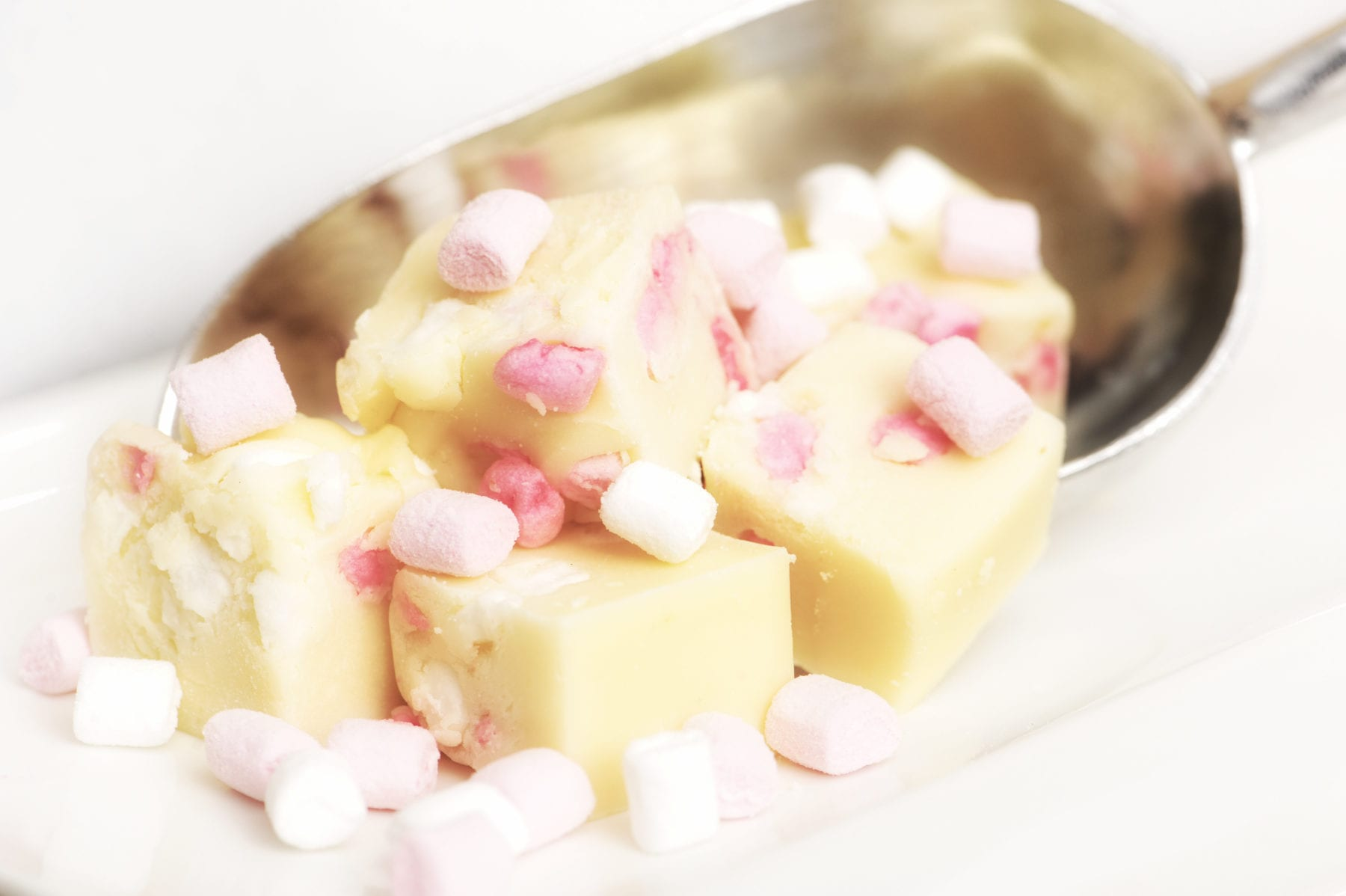 Vanilla Mallow Fudge - Granny Shaws Fudge
