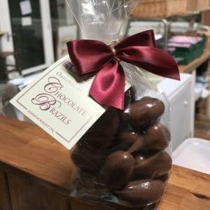 Chocolate Brazils - Granny Shaws Fudge