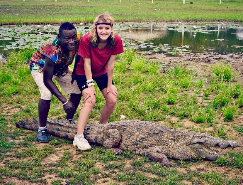 Paga Crocodile | Grassroot Tours