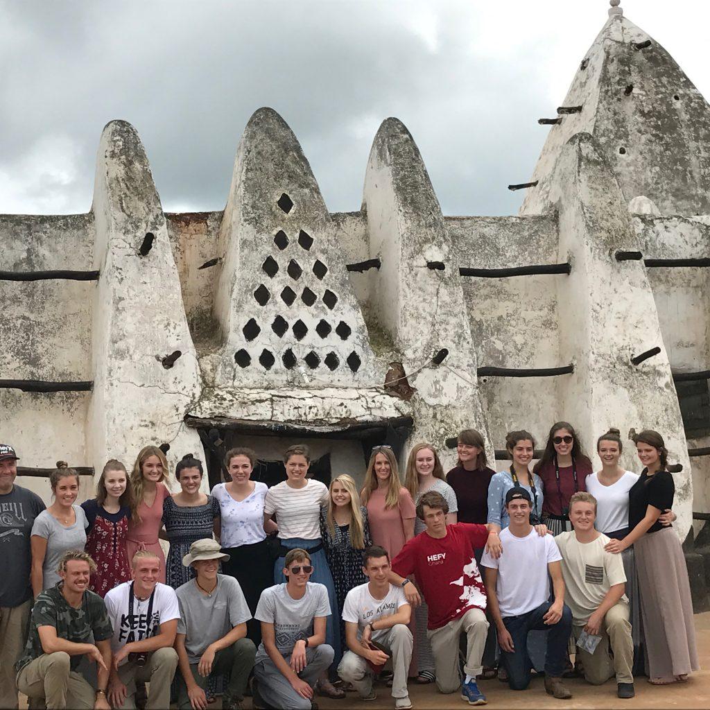 Larabanga Mosque Tour | Grassroot Tours