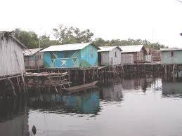 nzulezu stilt village ghana