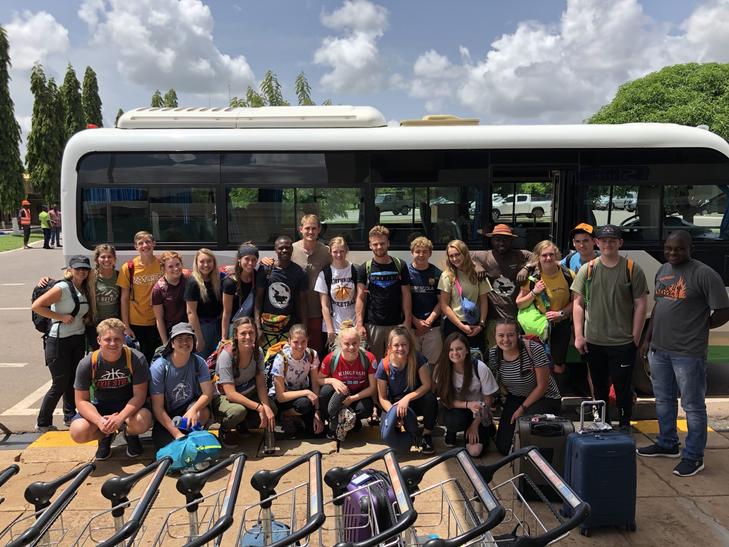 Group Tours to Ghana West Africa