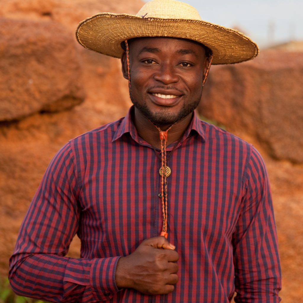 Michael Dankwa - Founder/Tour Guide of Grassroot Tours Ghana