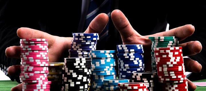 det är enkelt att lära sig poker