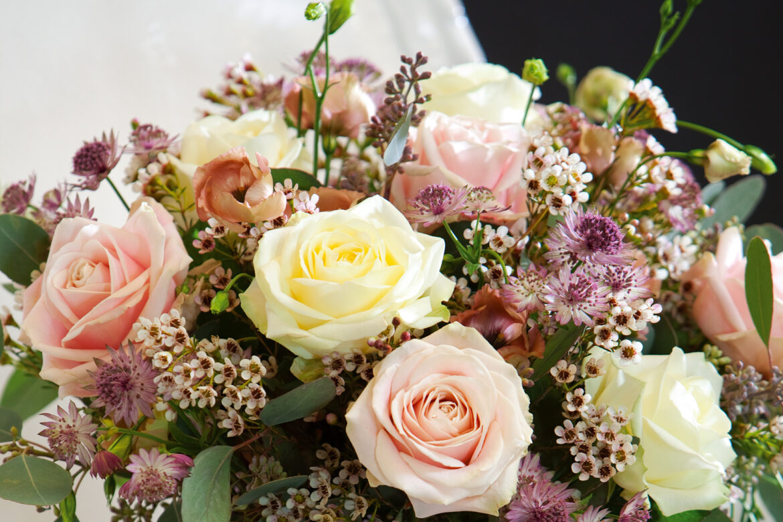 Blumen für die Braut – Hochzeitsfloristik mit der Avalanche