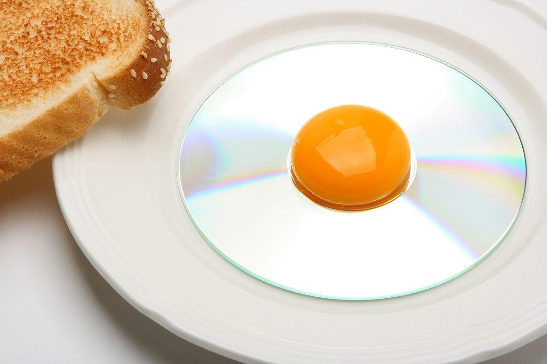 Fünf Upcycling-Ideen für alte CDs