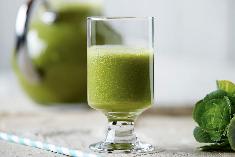 Avocado-Zitrus-Smoothie mit Moringa